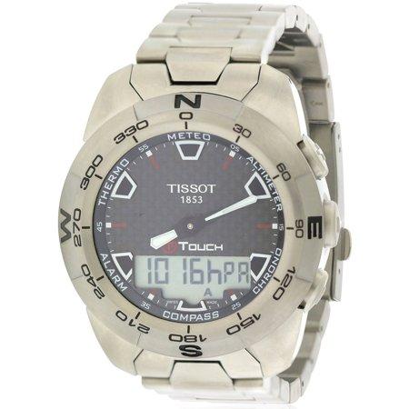 T-Touch Expert Mens Watch T0134204420100