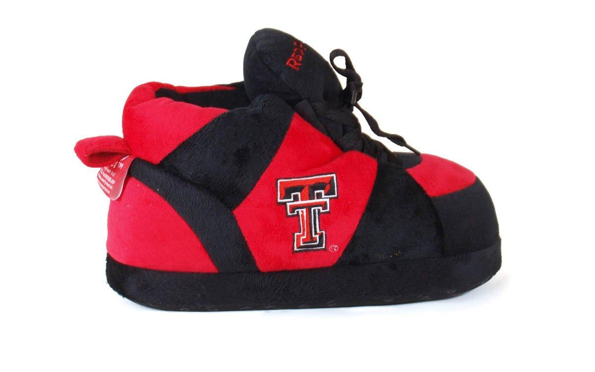 Comfy Feet NCAA Sneaker Boot Slippers Texas Tech Red Raiders by Comfy Feet LLC