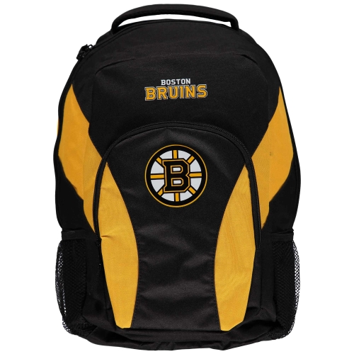 Boston Bruins Draft Day Backpack - Black - No Size
