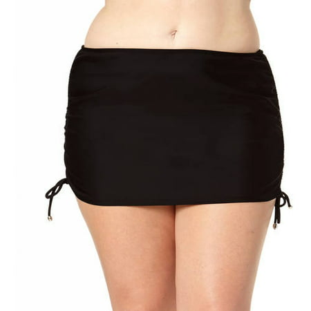 4f4a09f0679 UPC 804691003155 product image for Collections By Catalina Women s Plus-Size  Skirted Swimsuit Bottom ...