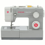 SINGER 4411 Heavy Duty Extra-High Sewing Speed Sewing Machine with Metal Frame