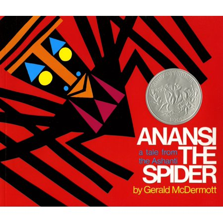 Anansi the Spider: A Tale from the Ashanti (Paperback) - Meaning Of Seeing A Spider On Halloween