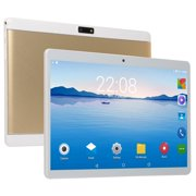 Brand New 10.1 Inch Notebook Laptop Android Tablets Wifi Computer Gps Telephone Gold