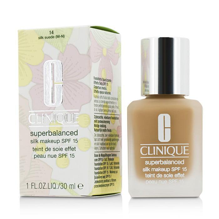 Clinique - Superbalanced Silk Makeup SPF 15 - # 14 Silk S...