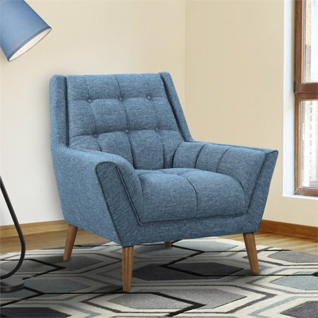 Hawthorne Collections Chair in Blue - image 2 of 6