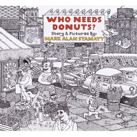 Who Needs Donuts? - eBook