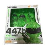 Good Smile Metal Gear Solid: Solid Snake Nendoroid Action Figure (Stealth Camouflage Ver.)