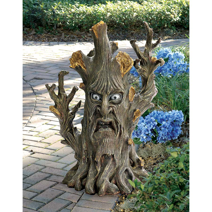 Bark, the Black Forest Ent Tree Statue