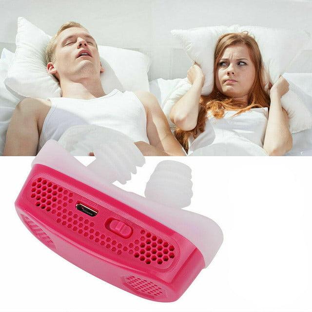 Relieve Snoring Snore Apparatus Apnea Guard Sleeping Aid Mini Snoring Device Anti Snore