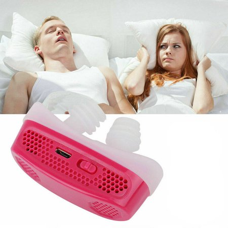 Relieve Snoring Snore Apparatus Apnea Guard Sleeping Aid Mini Snoring Device Anti Snore