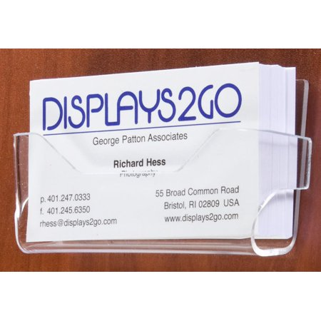 Set of 25 business card holders clear acrylic wall mounted set of 25 business card holders clear acrylic wall mounted amzwmbcc1 colourmoves
