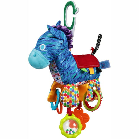 World of Eric Carle, Developmental Horse with Sound (Eric Carle Toys)