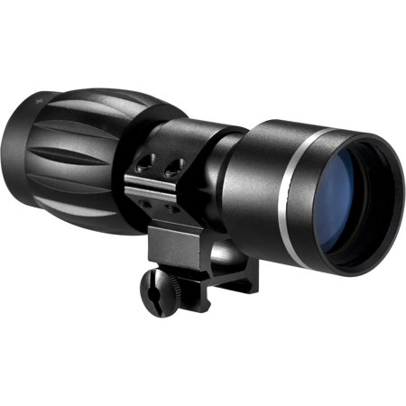 3X MAGNIFIER W/ EXTRA HIGH RING (Best High Magnification Rifle Scope)