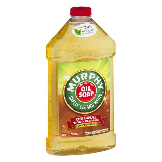 Murphys Oil Soap Wood Cleaner Original 32 Fl Oz Walmart