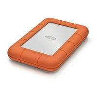 Seagate LaCie Rugged Mini 1TB USB 3.0 / USB 2.0 External Portable Hard Drive
