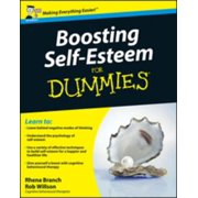 Boosting Self-Esteem For Dummies - eBook