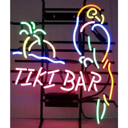 neonetics business signs tiki bar neon sign walmart com