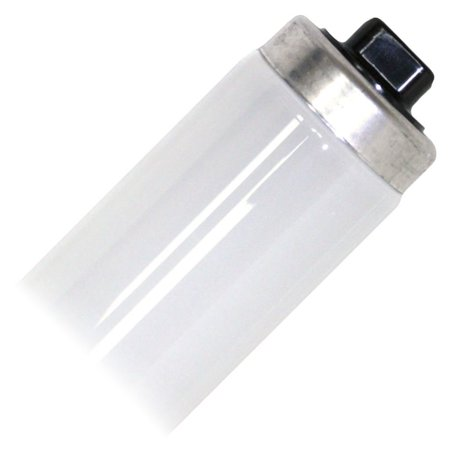 25342 - F42T12/CW/HO - 55 Watt Fluorescent Tube - T12 - High Output - 4200K, T-12 bulb with a Recessed Double Contact base By -