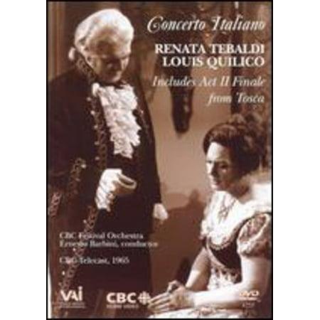 Concerto Italiano (DVD)](Film Halloween Italiano)