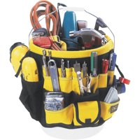 61-Pocket In and Out Bucket Organizer