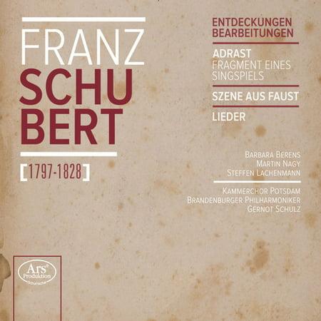 Schubert Berens Nagy Lachenmann Kammerchor   Entdeckungen Bearbeitungen  Sacd