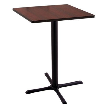 Holland 36 211 Counter Height Square Pub Table 36' Glass Pub Table