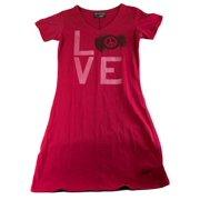 Religion Girl's Love & Peace Printed Dress