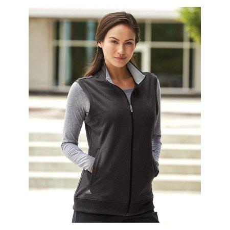 Adidas Vest (Adidas Fleece Women's Full-Zip Club)