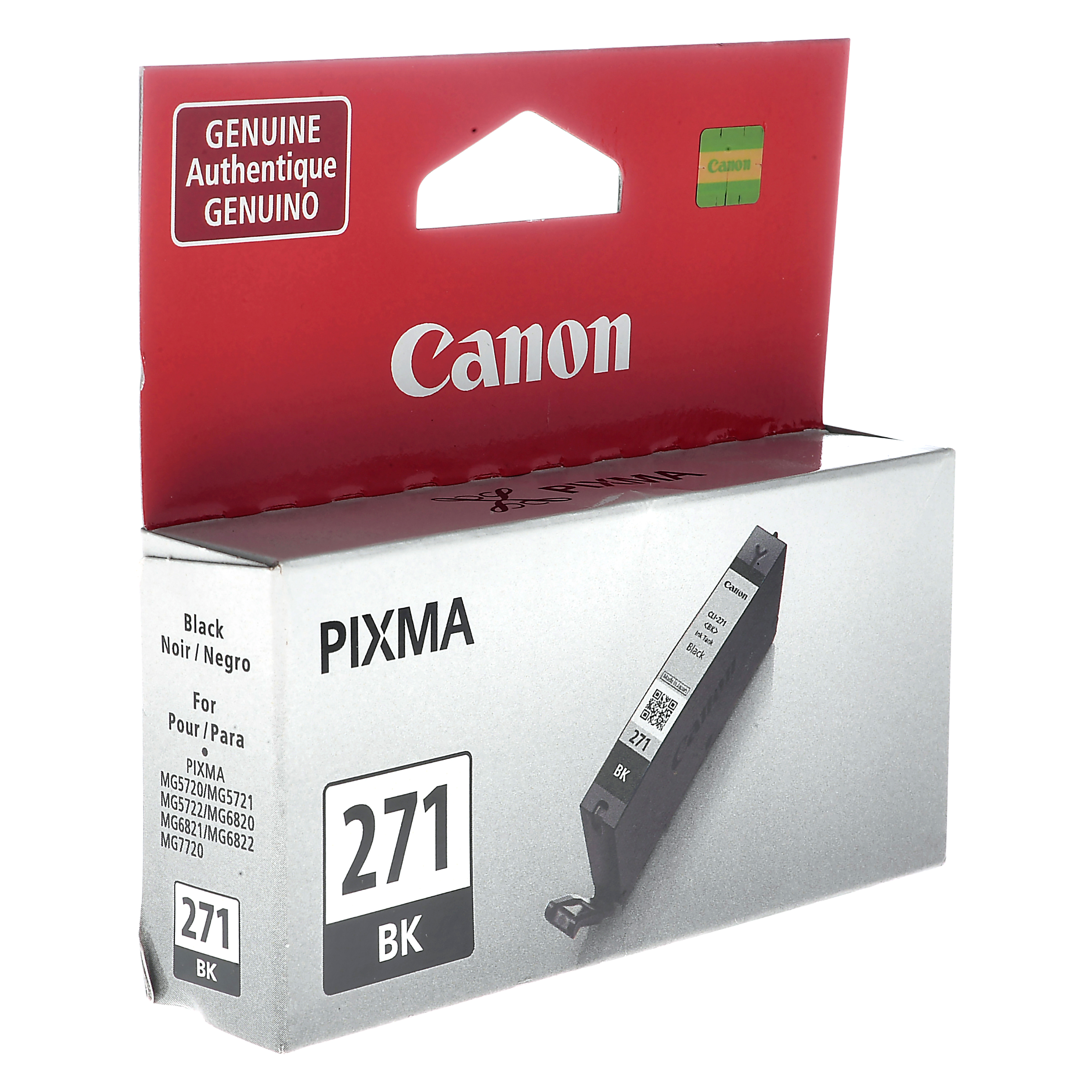 MG5721 MG5722 The House of Toner Compatible Ink Cartridge Replacement for Canon 0392C001 MG6820 MG6822 CLI-271M, Magenta MG6821 Use in PIXMA MG5720