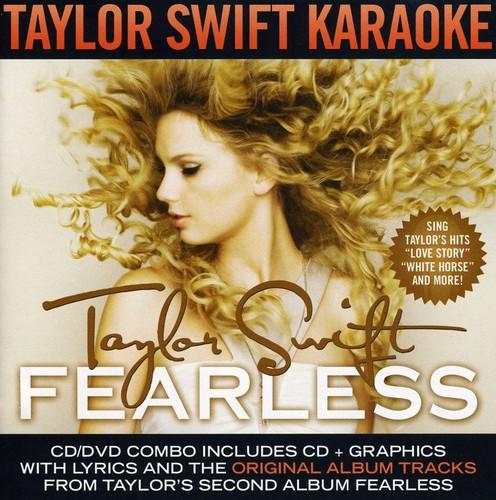 Fearless - Karaoke (CD) (Includes DVD)