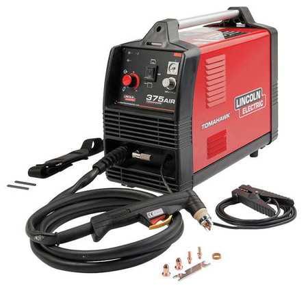 Plasma Cutter,10-25A,Inverter,70 PSI LINCOLN ELECTRIC K2806-1