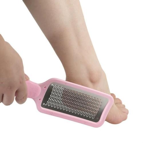 Anti Bacterial Foot File Rasp Sanitizable Pedicure Callus Remover Tool
