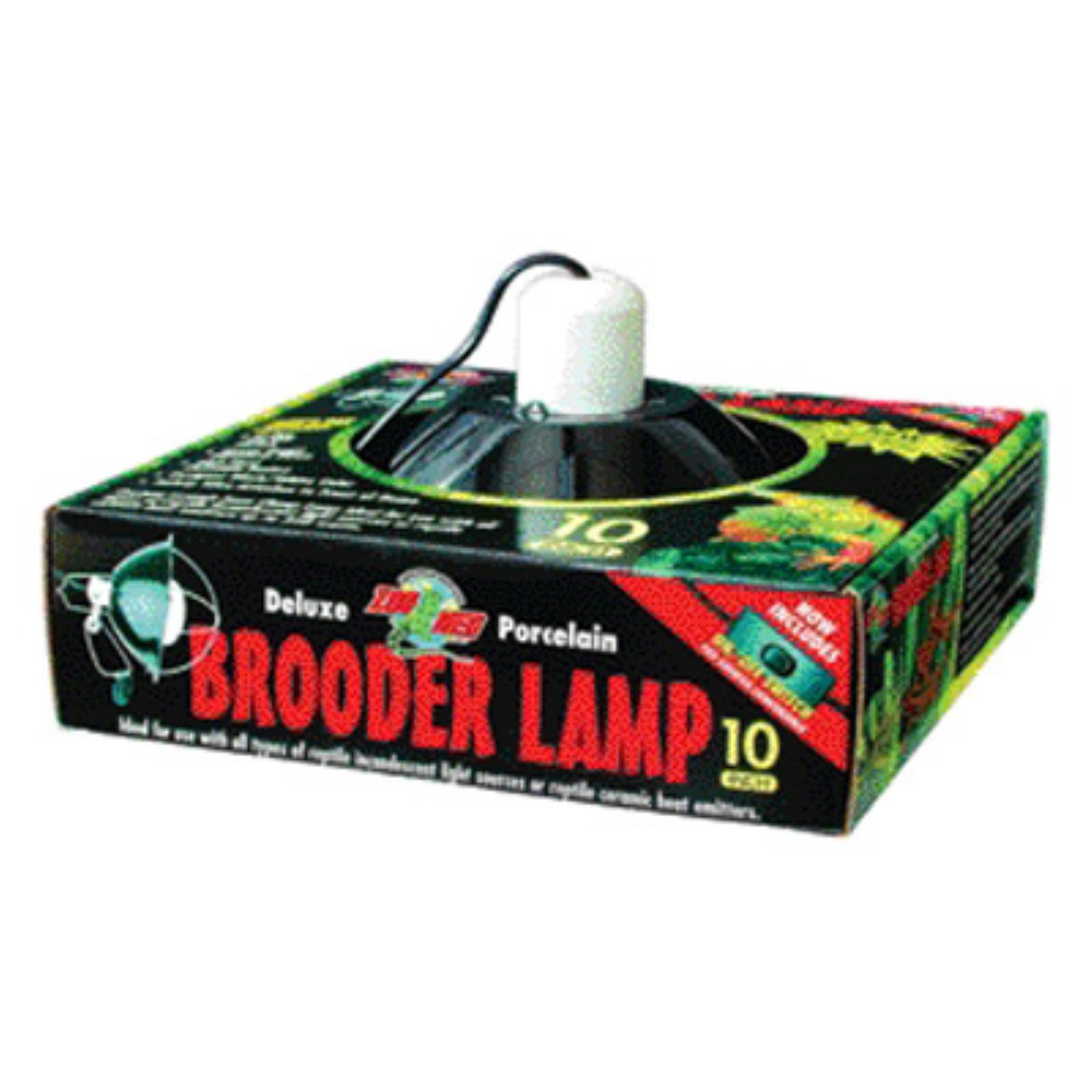Zoo Med Deluxe Brooder Lamp