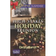 High-Stakes Holiday Reunion - eBook