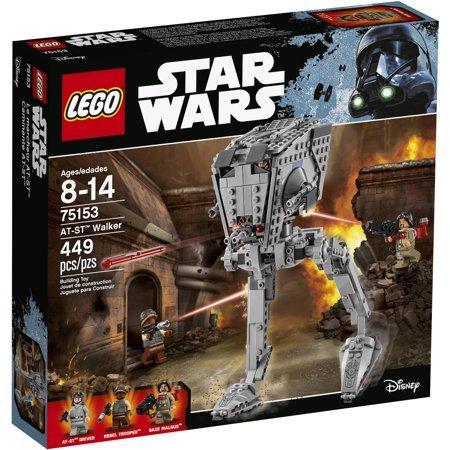 Lego Star Wars At St Walker 75153