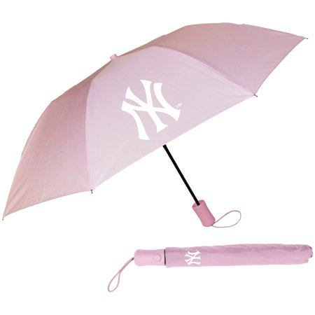 "Storm Duds New York Yankees 42"" Deluxe Folding Umbrella - No Size"