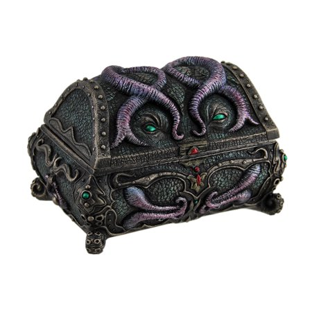 The Great Imitator Octopus Mimic Chest Decorative Trinket