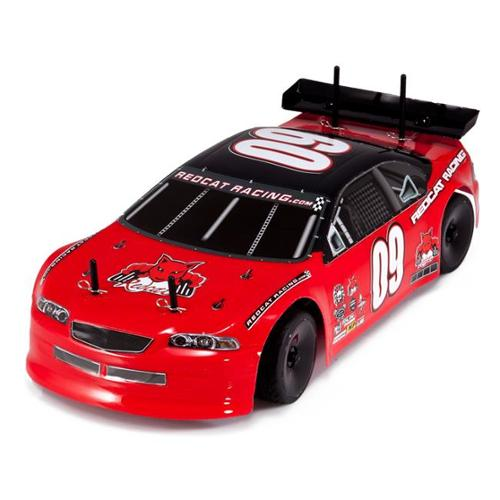 Redcat Racing LIGHTNING-STK-RED Lightning STK 1-10 Scale Electric - Red