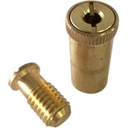 WaterWarden Brass Anchor For Safety Pool Cover
