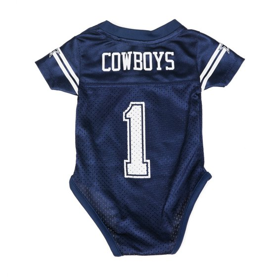 reputable site 45170 046c5 NFL Dallas Cowboys Infant Jersey Onesie