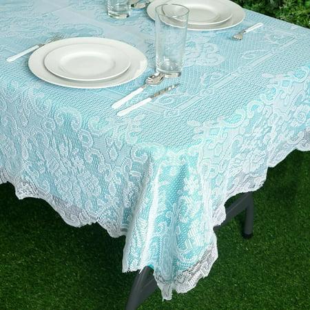 Lace Tablecloths (Efavormart 54