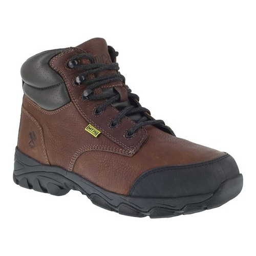 "Men's Iron Age Galvanizer 6"" Steel Toe Work Boot"