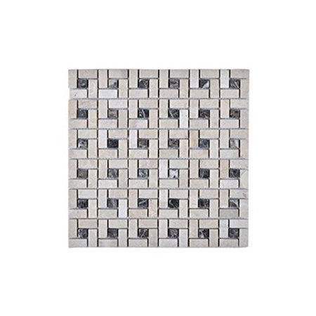 Legion Furniture MS-STONE03 Mosaic with