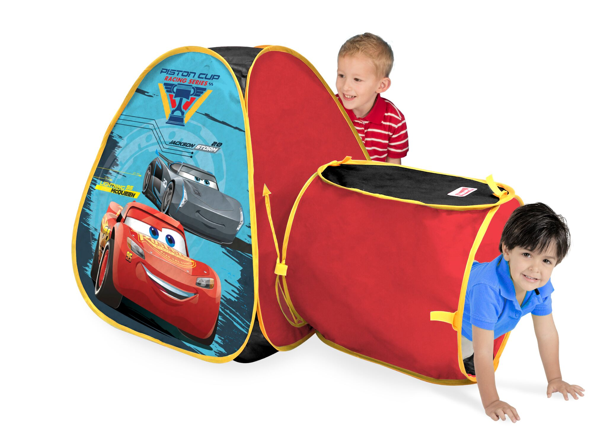 Playhut Cars 3 Hide About Play Tent  sc 1 st  Walmart : little mermaid tent - memphite.com