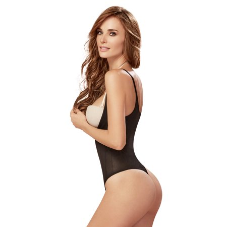 c46c9e2dc67f8 ShapEager - Shapewear Light Shaper Thermal Thong Breast Enhance a CoCoon Body  Shaper Fajas - Walmart.com