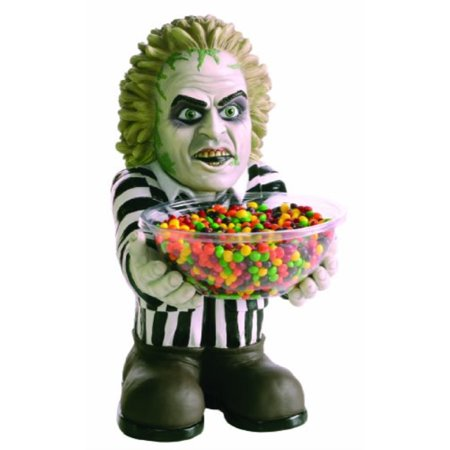 Beetlejuice Candy Bowl Holder - Halloween Hand Candy Bowl