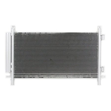 A-C Condenser - Pacific Best Inc For/Fit 3799 10-11 Chevrolet Camaro Coupe 11-11 Convertible ()