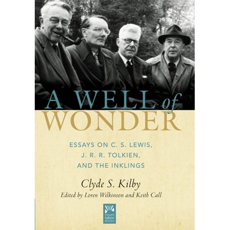 A Well Of Wonder   C  S  Lewis  J  R  R  Tolkien  And The Inklings