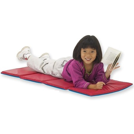 Peerless Plastics Red/Blue KinderMat, 1