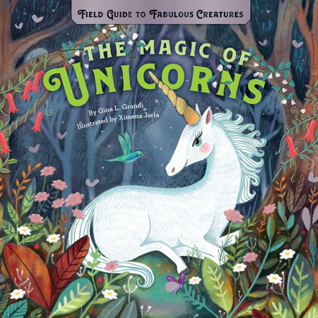 The  Magic of Unicorns : Magic (Magic Boots)
